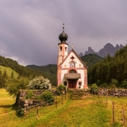 Val di Funes - Dolomity (Itálie)